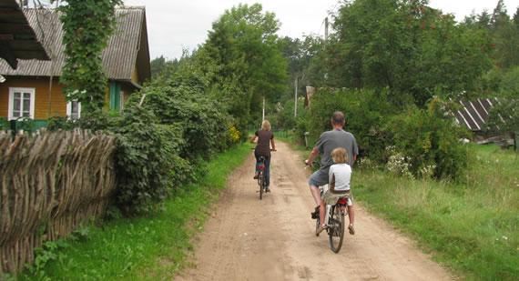 Žygiai dviračiais